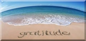 power of gratitude photo